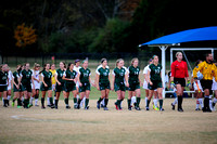 Harpeth Hall @ State Soccer 2013